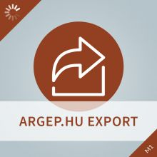 Magento Argep.hu Export Extension