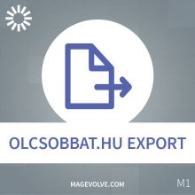Magento Olcsobbat.hu Export Extension