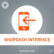 ShopDash Magento® Interface Extension