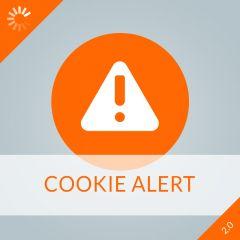 Cookie Alert