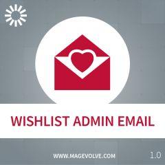 Wishlist Admin Email